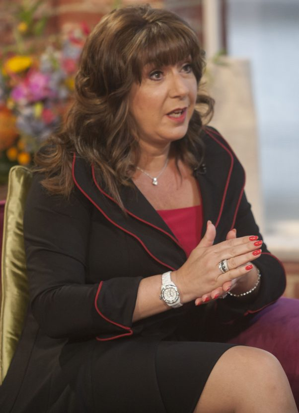 Jane McDonald weight loss