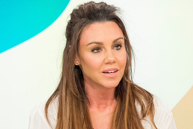 5411d94457 The former Liberty X singer underwent the life changing surgery back in  2012 after she was diagnosed with a mutated BRCA2 gene