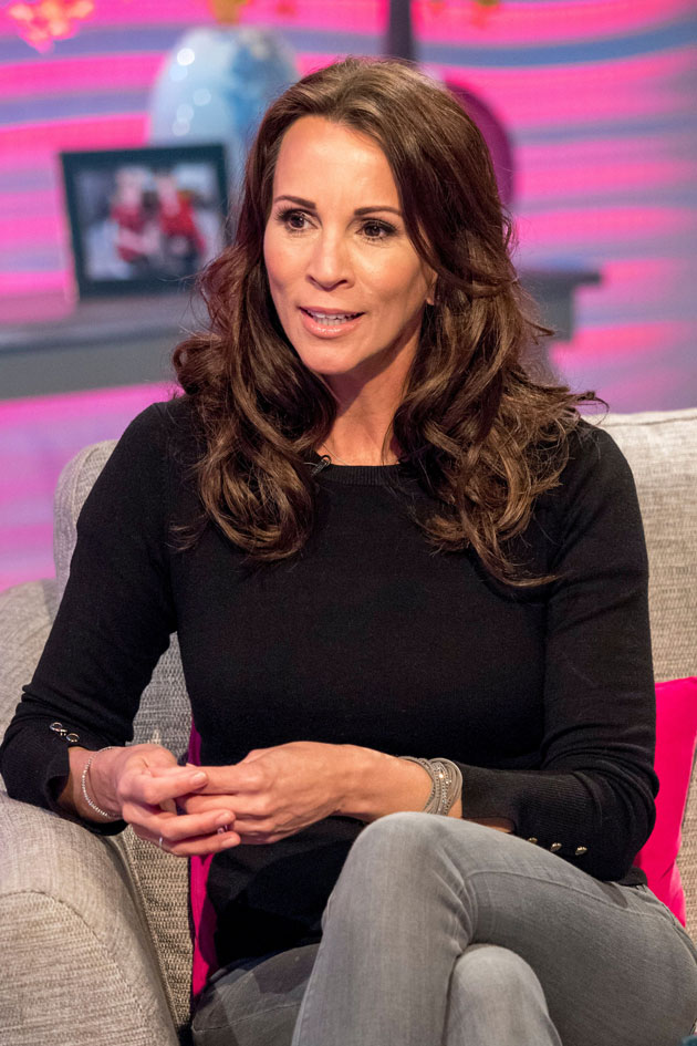 Andrea Mclean Divides Fans With Shock New Blonde Hair On