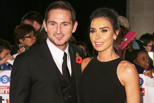 Christine Lampard Reveals How She D React If Frank Lampard Cheated