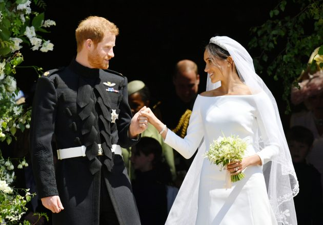 Prince Harry And Meghan Markles Sweet Royal Wedding Gift To Guests