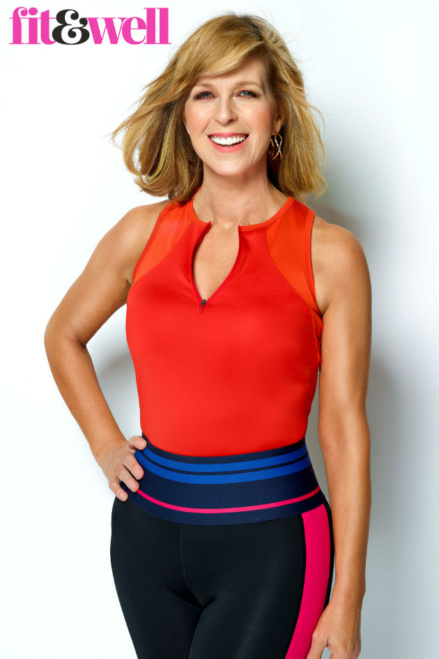 The Next 100 Years >> Kate Garraway reveals why she's in better shape than ever at age 50