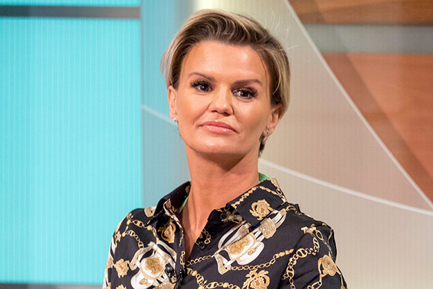 Kerry Katona reveals she was threatened with a vile comment by an 11-year-old friend of her son