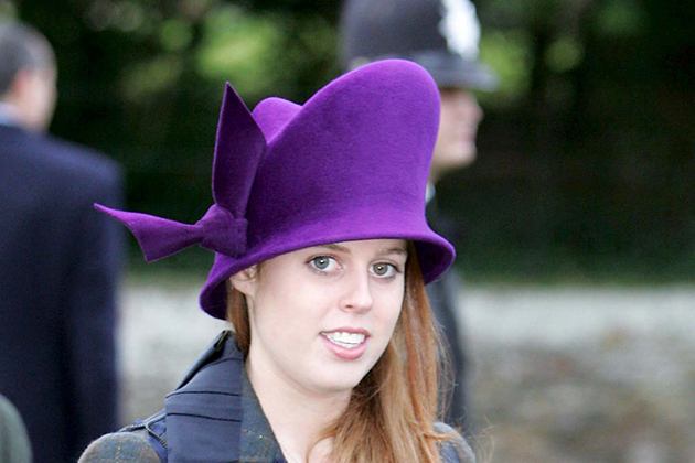 2aa5fd5944b68 Princess Beatrice Royal Wedding hat sends the Internet into meltdown