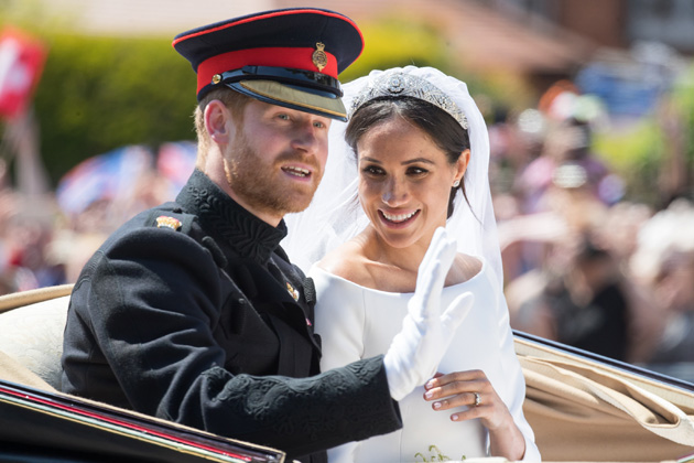 Sally Morgan predicts that THIS is when Meghan Markle will
