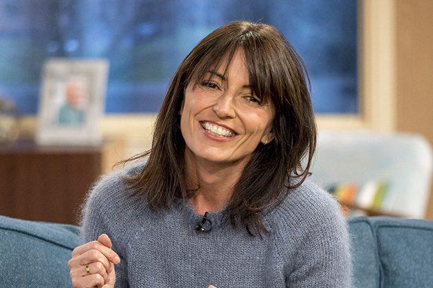 Davina McCall This Morning ITV