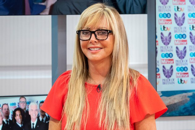 From Brain Box To Beauty See Carol Vorderman S Amazing Transformation