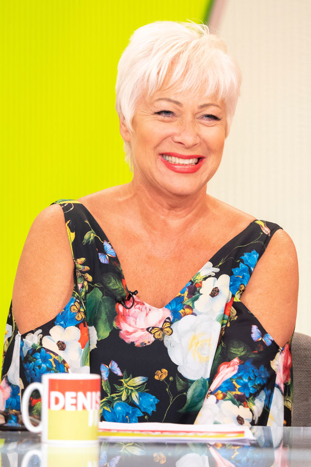 Denise Welch weight loss: Star shows off figure after two ...