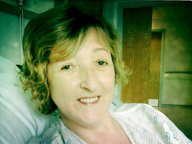 Davina McCall sister Caroline Baday