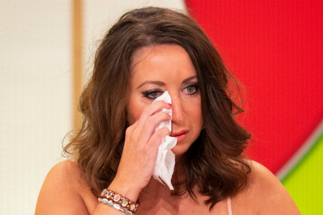 Charles Bronson's wife cries on Loose Women as he demands