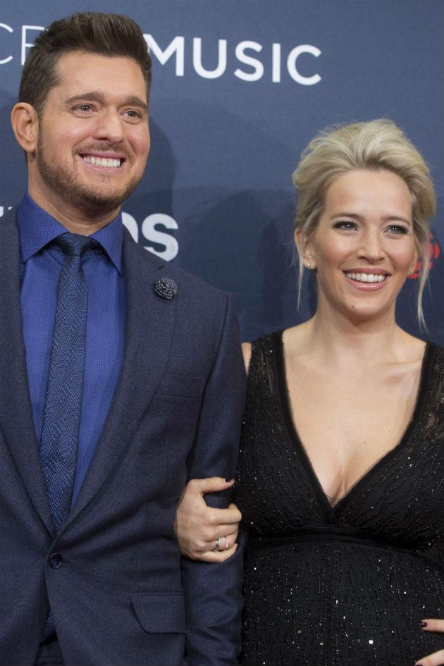 Michael Buble And Luisana Lopilato Reveal Sex Of Third Child