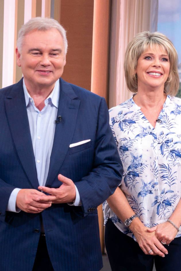 eamonn holmes and ruth longford clash over being too old. Black Bedroom Furniture Sets. Home Design Ideas