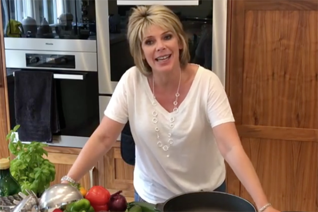 This Morning's Ruth Langsford admits she's 'sick of gaining weight' as she opens up on health struggles