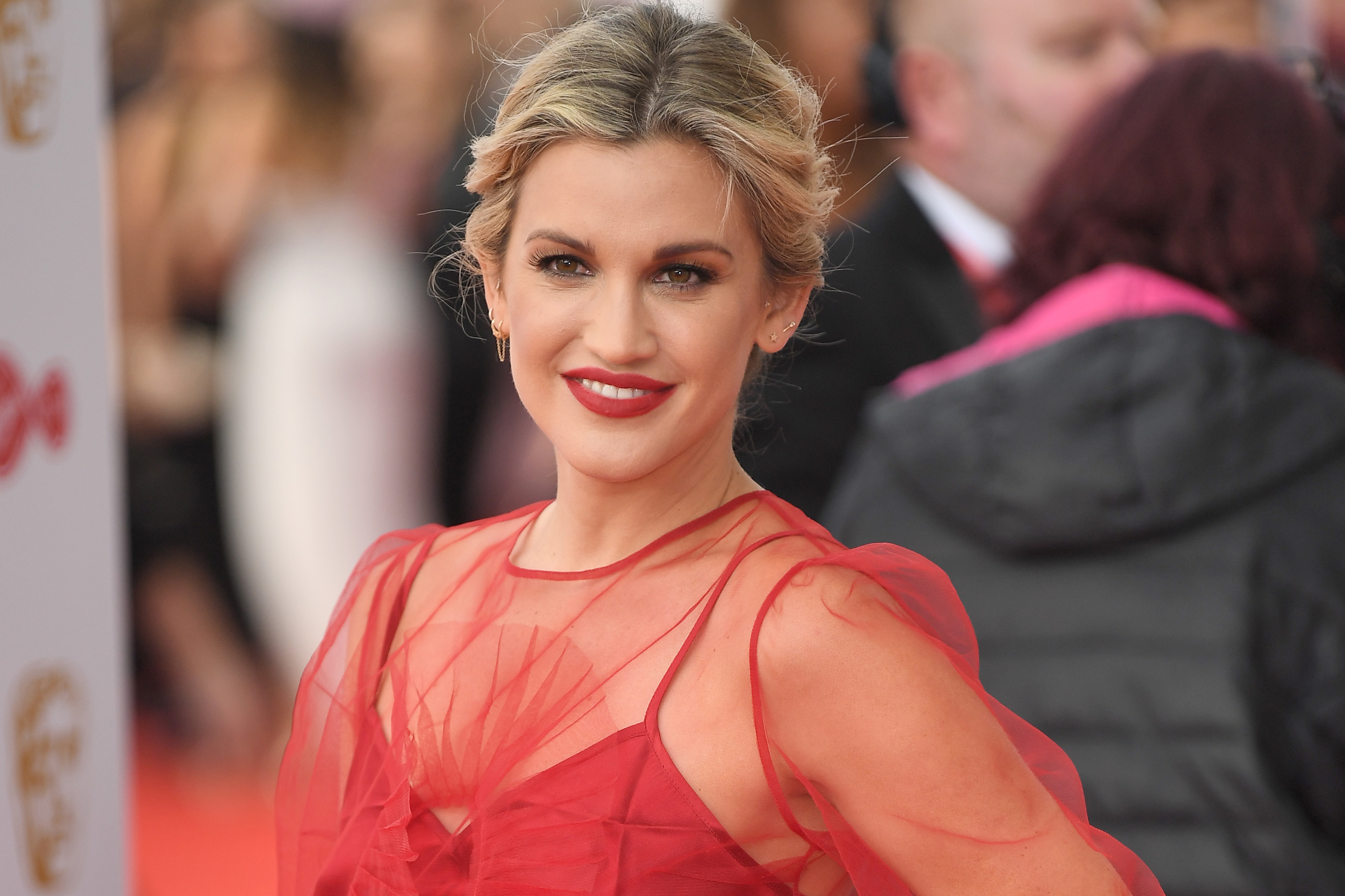 Ashley Roberts Nude Photos 14