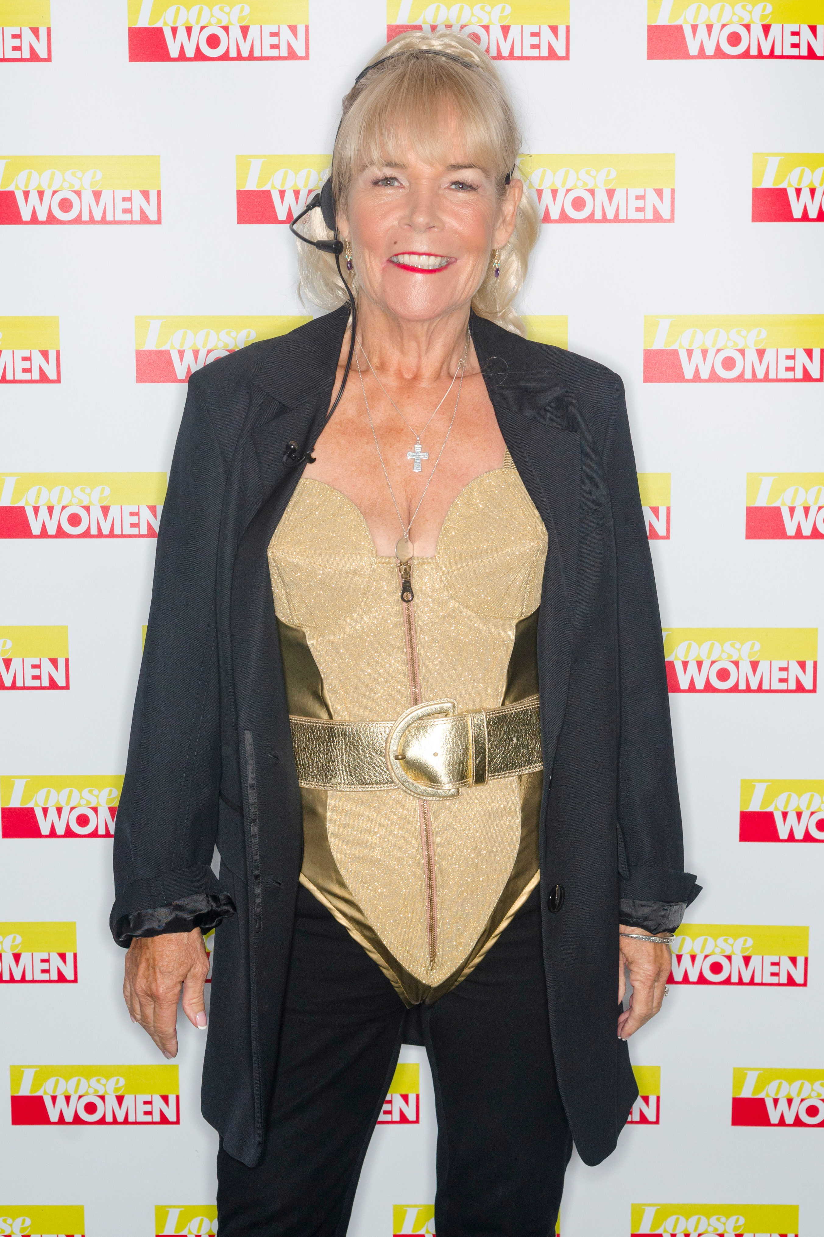 Linda Robson wows fans as she shows off her gorgeous figure