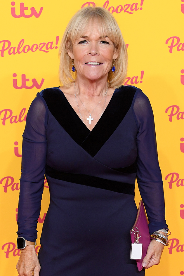 Linda Robson's husband says she's 'too thin' after epic ...
