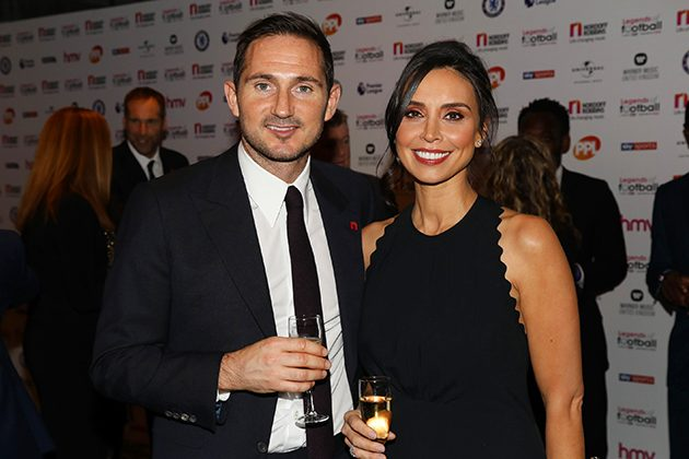 Frank Lampard Pays Tribute To Wife And Amazing Mum Christine Lampard