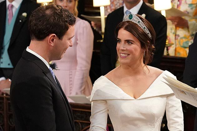 Coverage Of Royal Wedding.Bbc Epic Subtitles Blunder As They Cover Princess Eugenie S