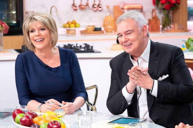 Here's Ruth Langsford and Eamonn Holmes BEST-EVER TV moments…