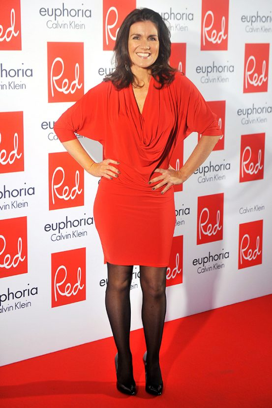 90294d6443b46 See Good Morning Britain star Susanna Reid's glam style transformation