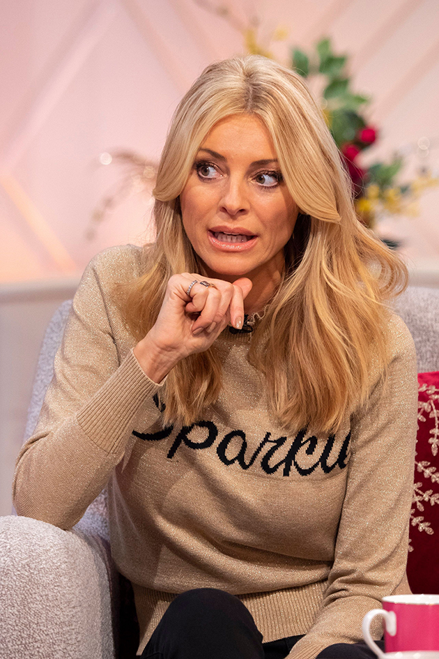 tess daly - photo #22