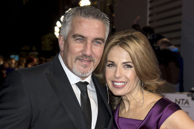 Paul Hollywood's ex-wife Alex breaks silence on split from Bake Off star: 'It's been a rough ride'