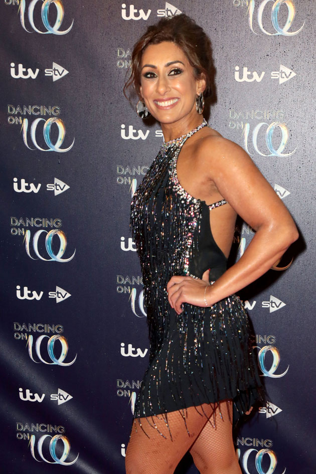 Dancing On Ice 2019 Star Saira Khan Says Itv Show Is -8293