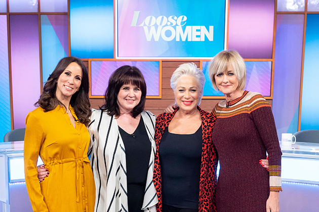 Loose Women cast celebrate 20th anniversary of the show in style