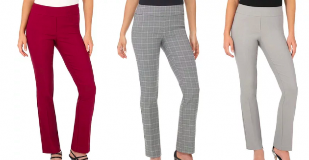 how to orders most fashionable lowest price The £29.99 'yoga pants' work trousers sending Amazon ...