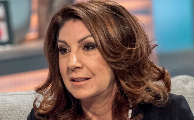 Jane McDonald's heartache after husband left her to save