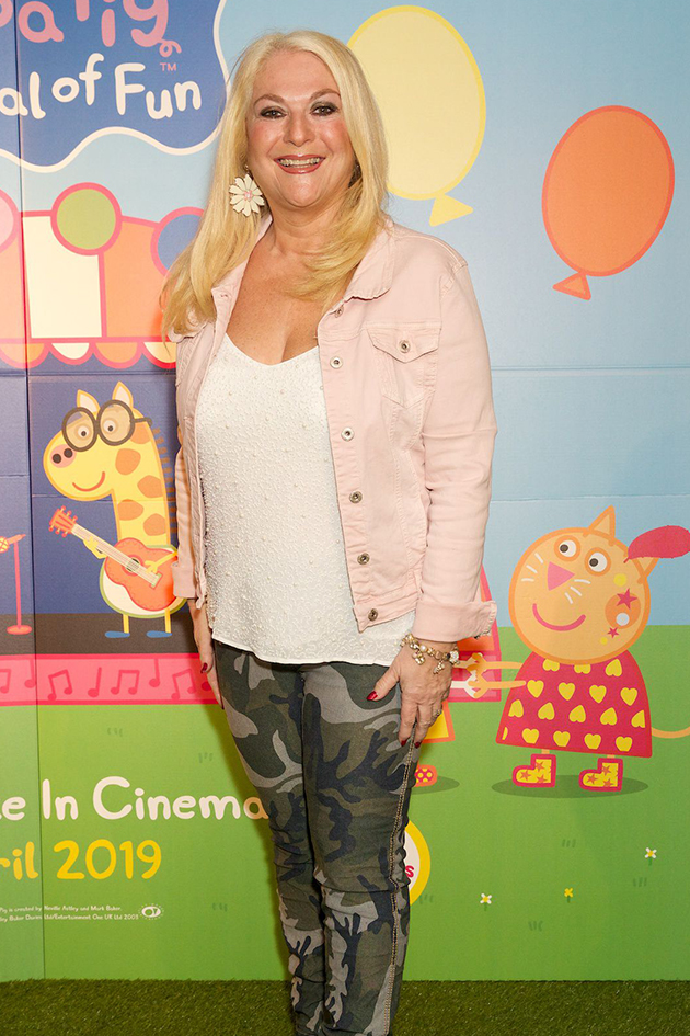 Slimmer than ever Vanessa Feltz after gastric bypass: 'I'm less interested in eating now' 5