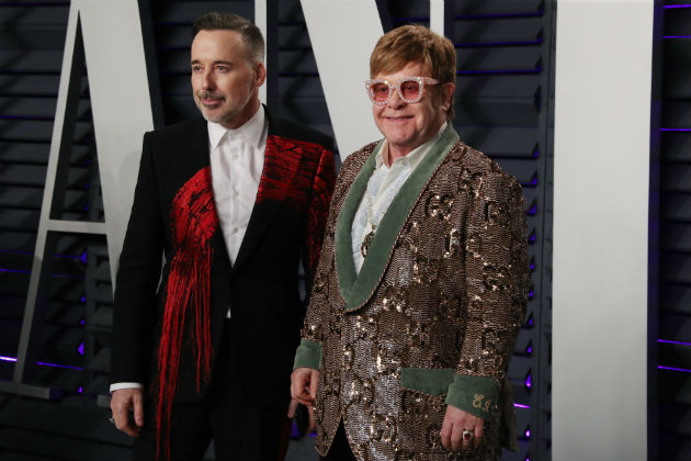 Sir Elton John reveals he gives his sons THIS much pocket money despite being worth £300m