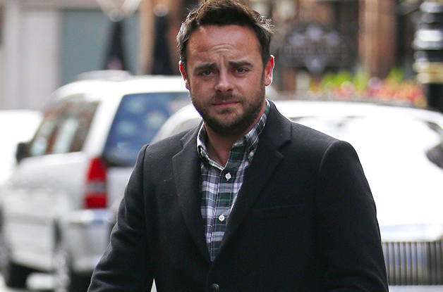 Is THIS the beginning of the end for legendary pair Ant and Dec?