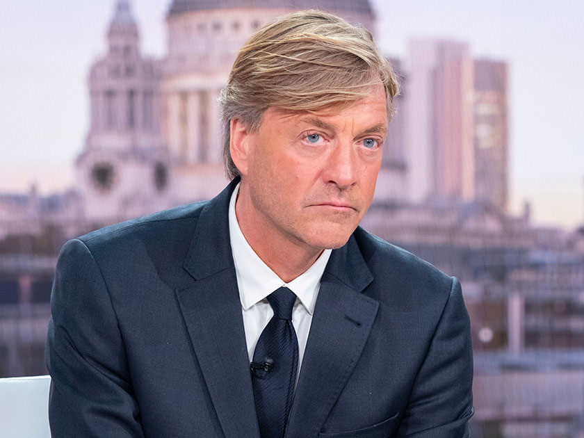Richard Madeley suffers ANOTHER swearing blunder live on GMB as he makes shock underwear confession