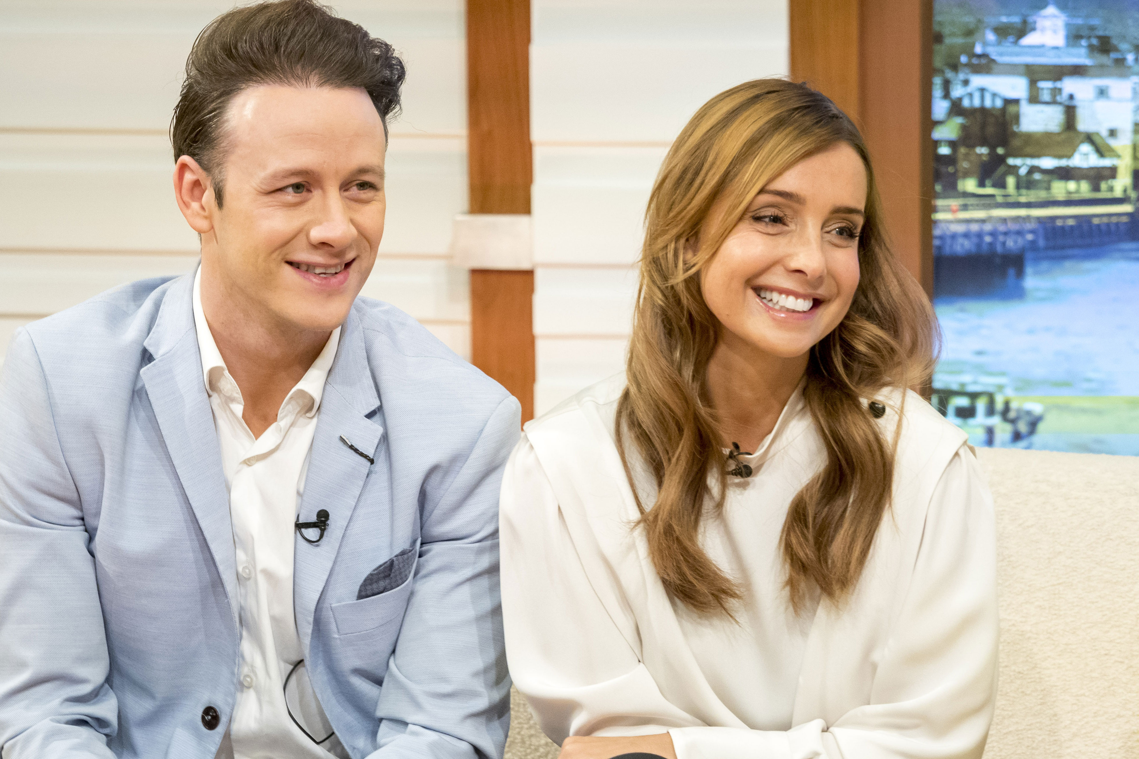 Louise Redknapp reveals she no longer speaks to former Strictly partner Kevin Clifton amid Stacey Dooley romance scandal