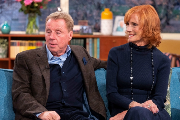 Harry Redknapp says wife Sandra is 'his life' after he's left fearing for her health