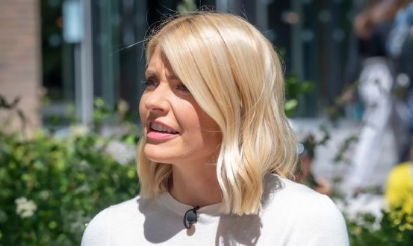 Holly Willoughby STUNNED her audience this morning for this very surprising reason!