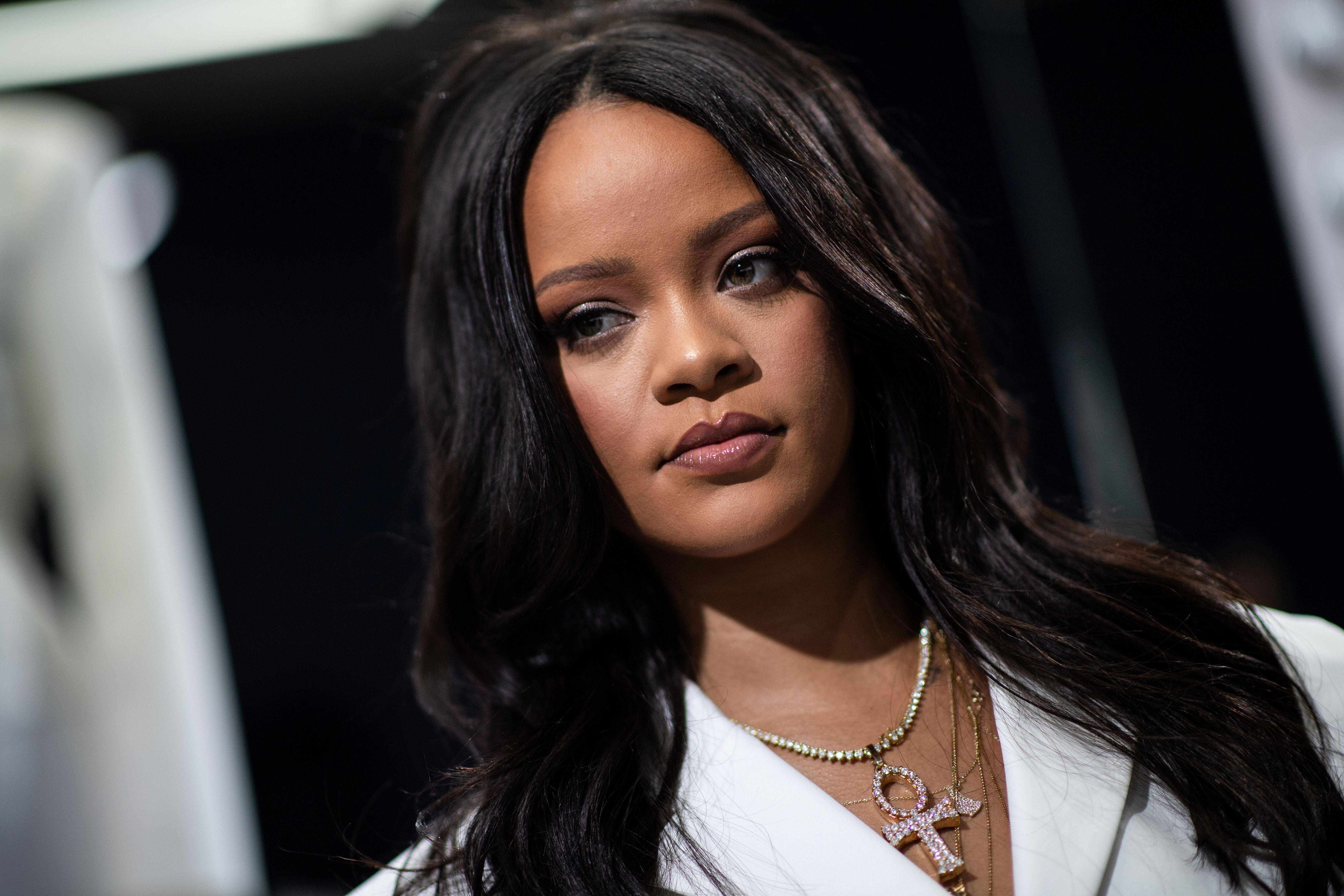 Meghan Markle Rihanna