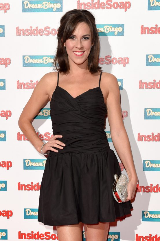 Ex Emmerdale Actress Verity Rushworth Gives Birth To Baby Boy
