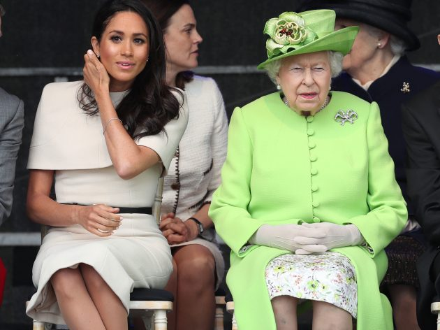 Royal expert reveals how Meghan Markle will fulfil the Queen's dying wish