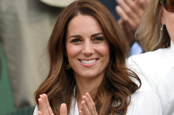 The Duchess of Cambridge has revealed her new favourite (and affordable!) beauty product while enjoying Wimbledon