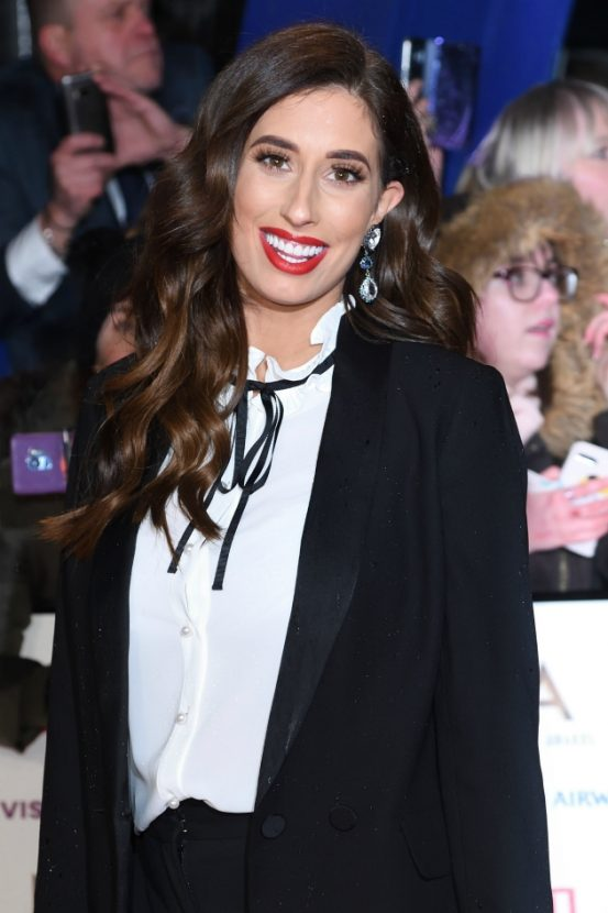 Stacey Solomon shares adorable picture of herself twinning with baby Rex