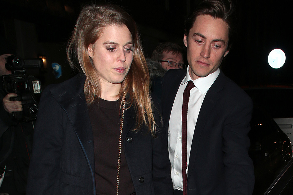 It's been reported that Princess Beatrice could be denied a lavish wedding like her sister Eugenie's