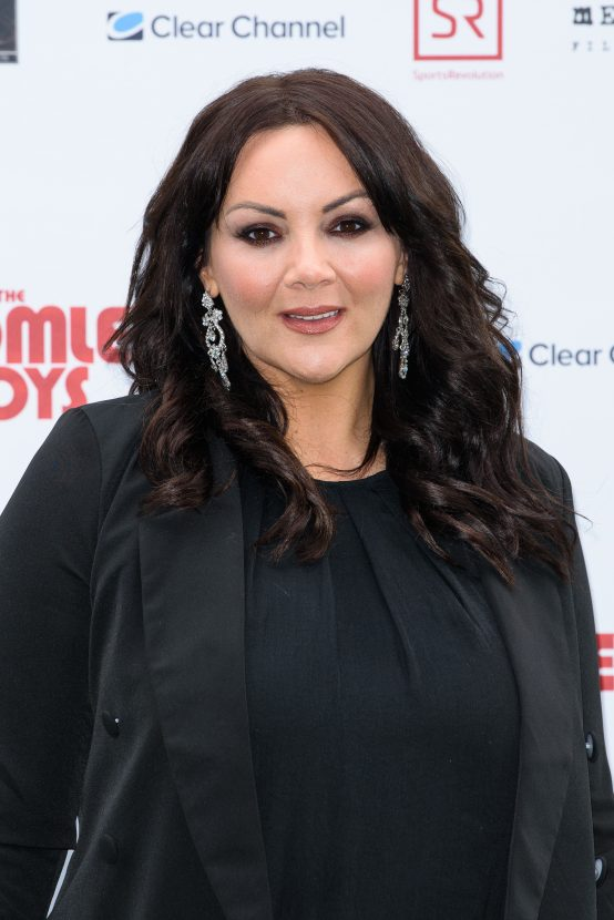 Fans can't believe their eyes after seeing Martine McCutcheon's throwback picture!