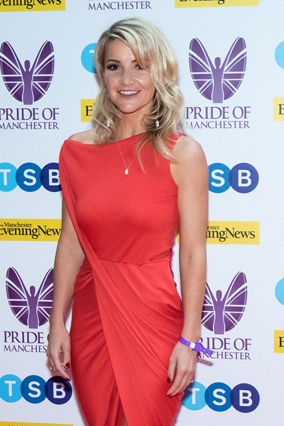 Presenter Helen Skelton reveals she how she lost £70,000 in huge scam