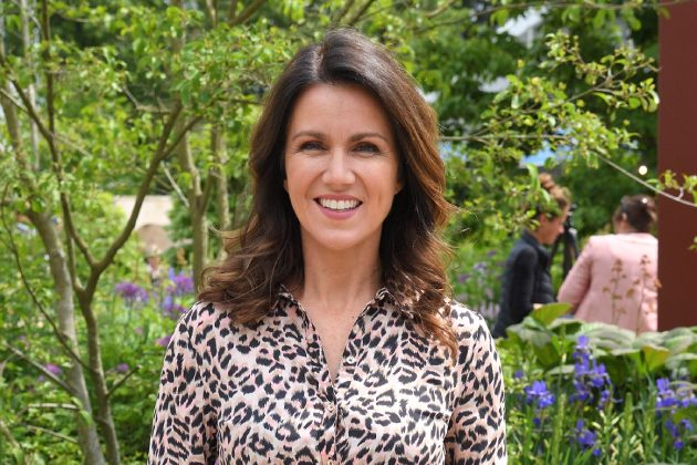 Susanna Reid 'almost broke' nose in accident ahead of Good Morning Britain return