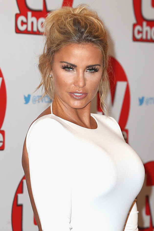 Katie Price risks brain damage with new surgery plans