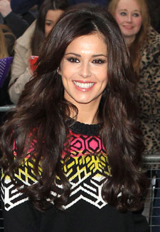 Get big hair like Cheryl Cole