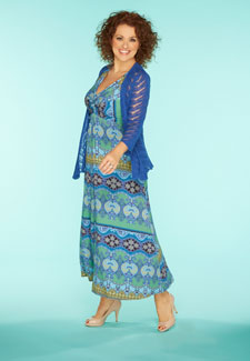 Fab Nadia Sawalha 39 S New Clothing Collection Celebrity Gossip