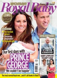 Royal Baby Souvenir special